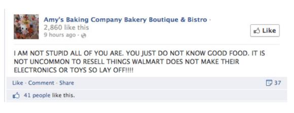 Amy & The Cakes #fail