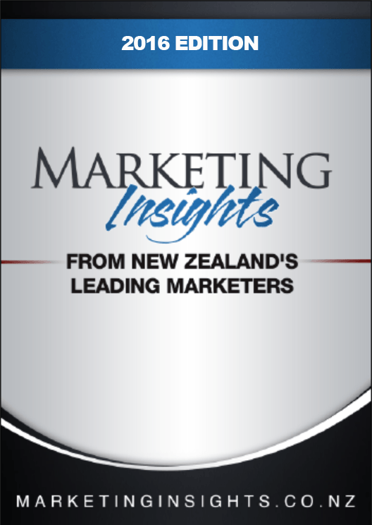 Marketing Insights 2016