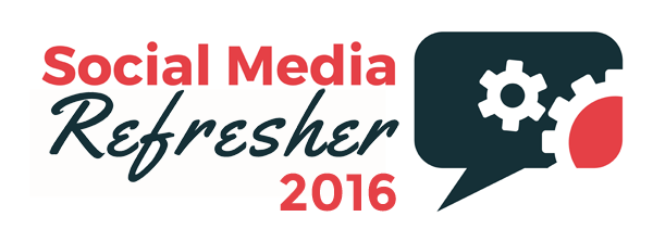 Social Media Refresher Course 2016