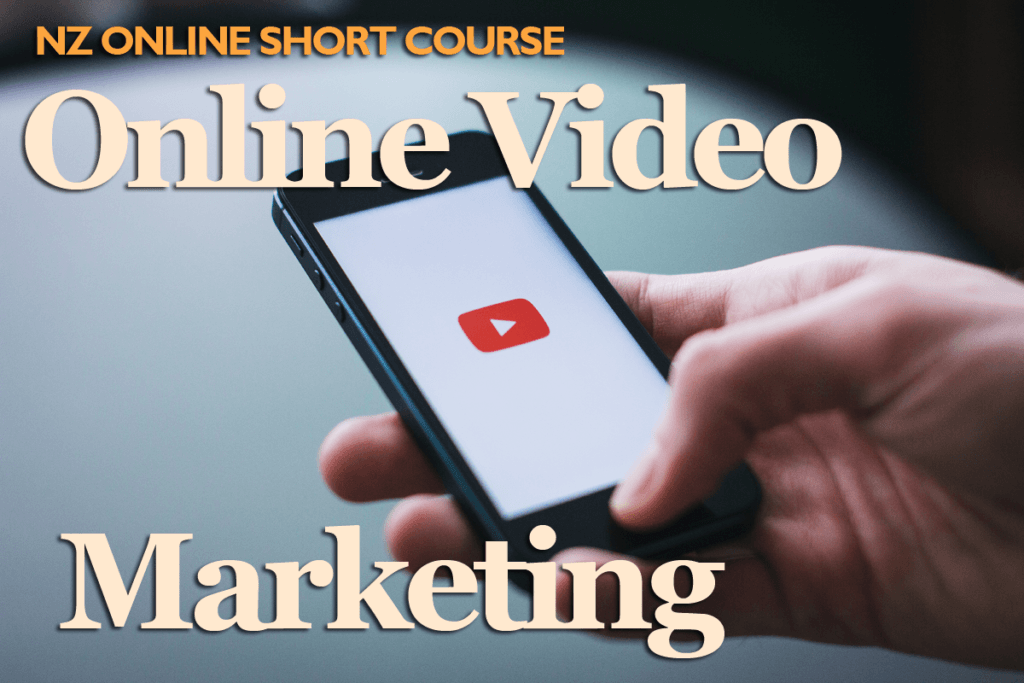 Online Video Marketing - Short Course