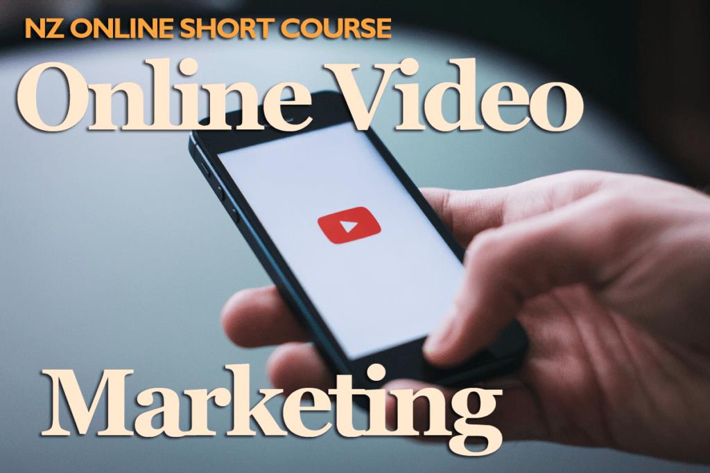 Online Video Marketing - Short Course