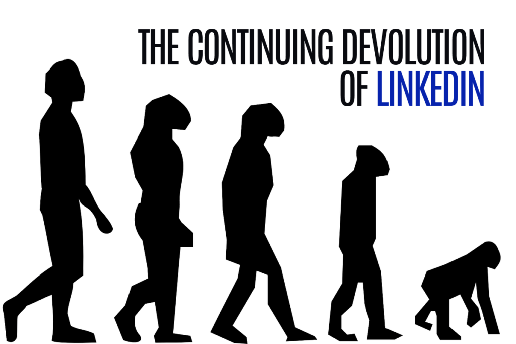 devolution-of-linkedin